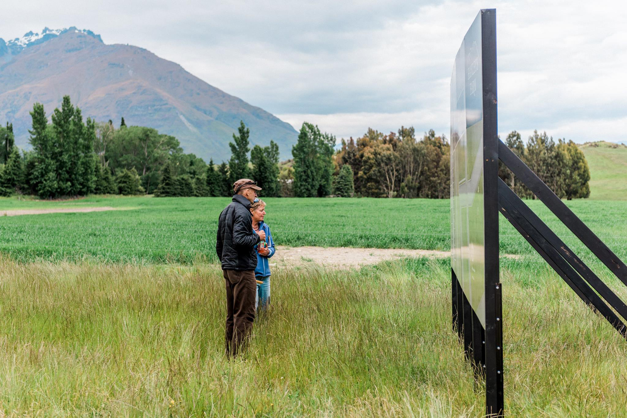 Hanleys Farm Masterplan Billboard 3
