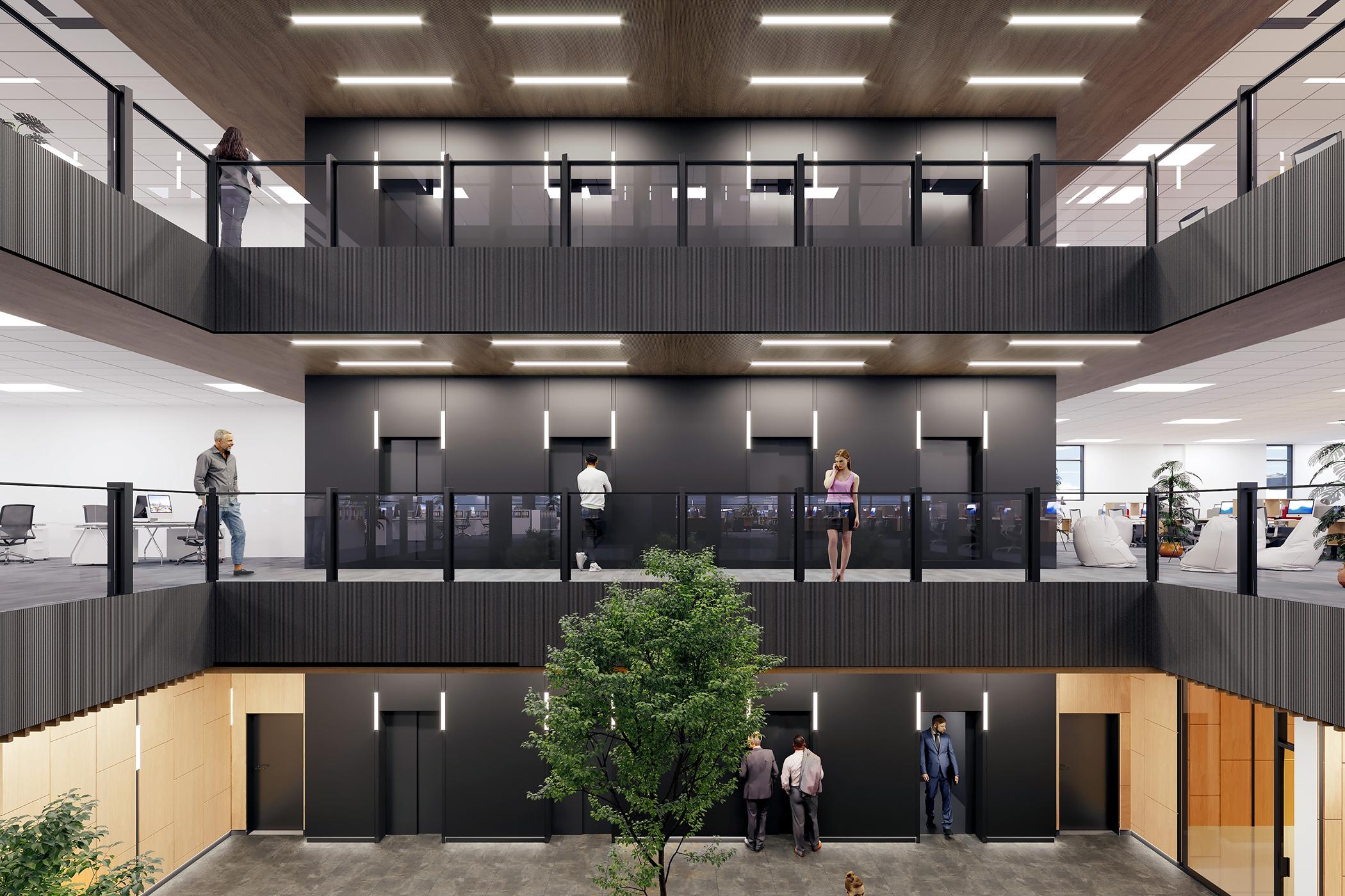 110 Carlton Gore Road 1st floor