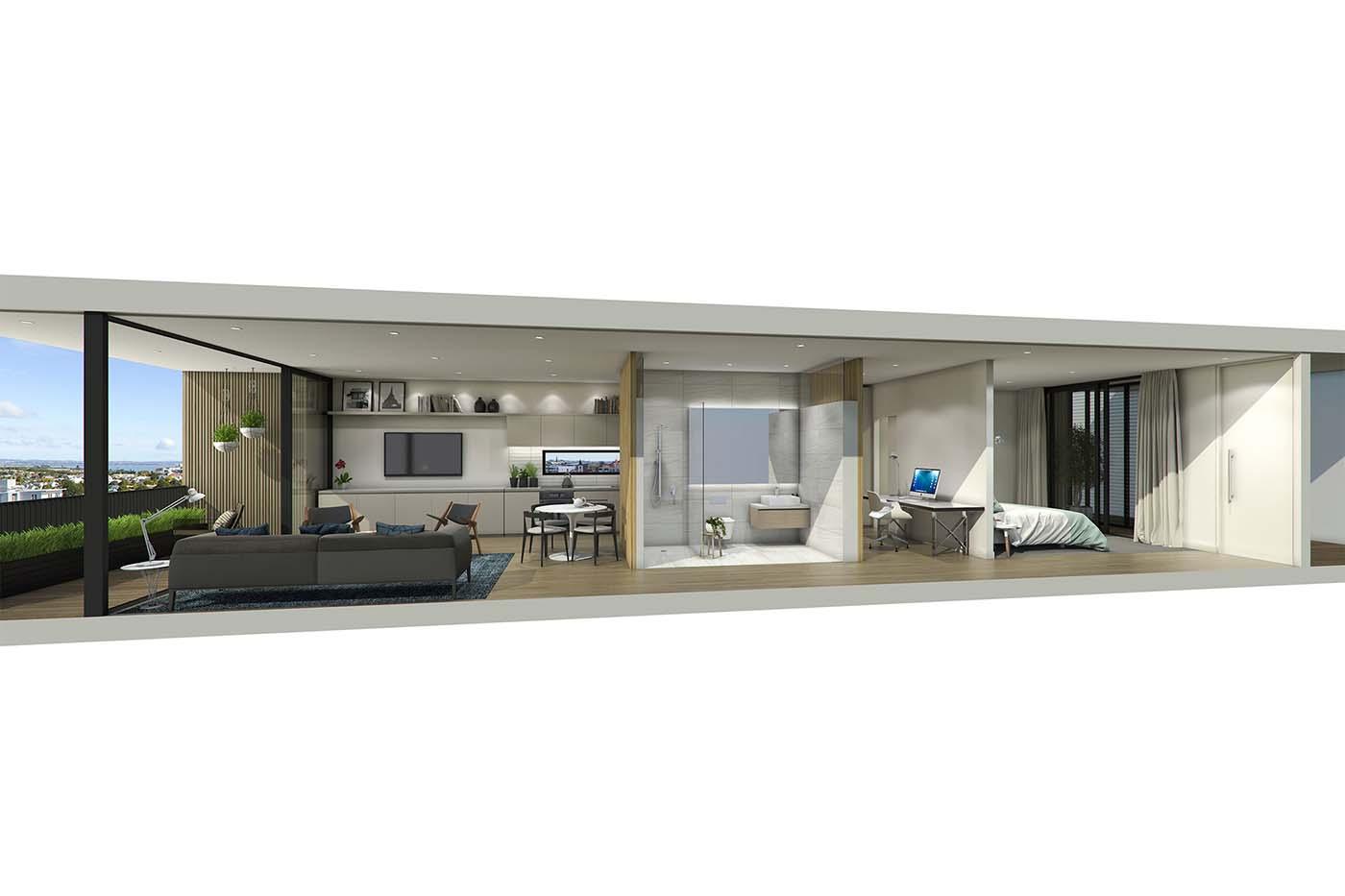 2D-3D-Floorplans